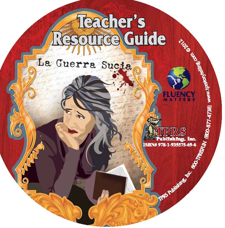 La Guerra sucia – Teacher's Guide on CD