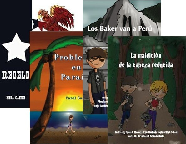 FVR: Free Voluntary Reading Package – Level Two Spanish