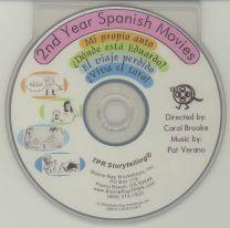 Spanish II Novels – DVD