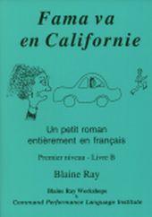 Fama va en Californie – Novel