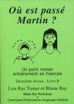 Où est passé Martin? – Novel