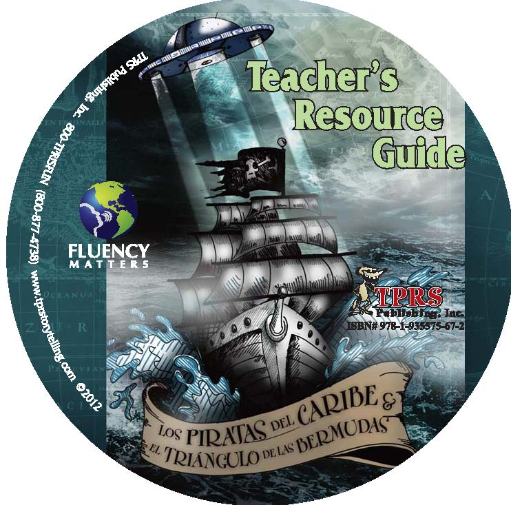 Piratas y el Triángulo de las Bermudas – Teacher's Guide on CD