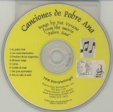 Canciones de Pobre Ana- CD