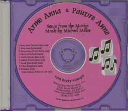 Pauvre Anne / Arme Anne – Music CD