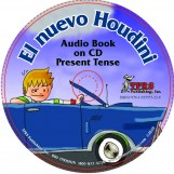 El nuevo Houdini – Audio Book on CD – Present Tense