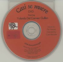 Casi se muere – Movie – DVD Only