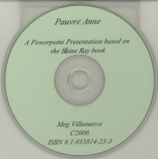 Pauvre Anne – PowerPoint Illustrations