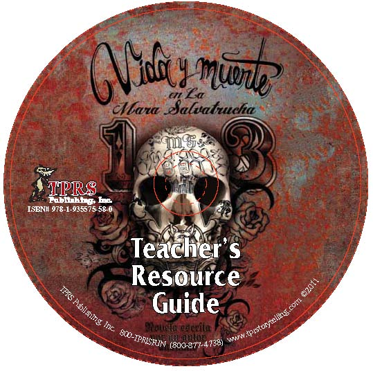 Vida y muerte en la Mara Salvatrucha –  2016 Edition Teacher's Guide on CD