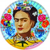 Frida Kahlo – Audio Book on CD