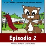 Cuéntame Episode 2 E-course (Premium 9-month Class Subscription)