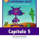 Cuéntame Más Chapter 5 E-course (Premium 9-month Class Subscription)