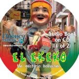 El Ekeko: Un misterio boliviano – Audio Book on CD