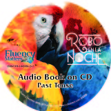 Robo en la noche – Audio Book on CD – Past Tense